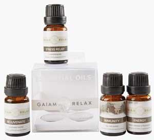 immunity relax oils