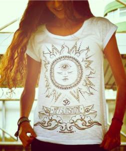 yoga gift tee tshirt